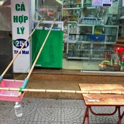 하노이시: 거리두기 중 생겨난 베트남 쇼핑 스타일
